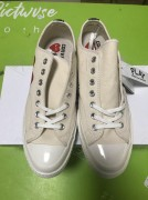 CDG Play x Converse 1972s Bigger by a yard Low to help Rice whit