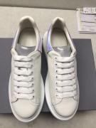 Alexander McQueen Sneaker 'Iridescent-trimmed Leather'