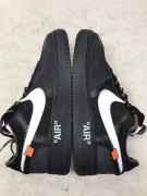 OFF-WHITE x Air Force 1 Low Black