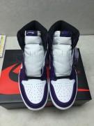 Air Jordan 1 High OG 'Court Purple 2. 0' Godkiller