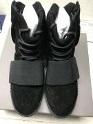 "Adidas Yeezy 750 Boost ""Triple Black"""