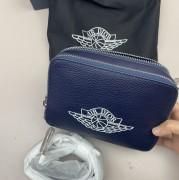 Jordan Dxxr Compact Shoulder Bag Navy