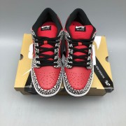 Nike Dunk SB Low Supreme Red Cement 313170-600