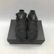 Air Jordan 4 Retro 'Black Cat' 2020 Godkiller CU1110 010_微信图片_20210316112756