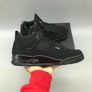 Air Jordan 4 Retro 'Black Cat' 2020 Godkiller CU1110 010_微信图片_202103161127562