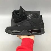 Air Jordan 4 Retro 'Black Cat' 2020 Godkiller CU1110 010_微信图片_202103161127563
