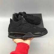 Air Jordan 4 Retro 'Black Cat' 2020 Godkiller CU1110 010_微信图片_202103161127564
