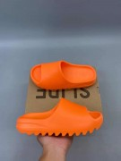 """Yeezy Slides 'Enflame Orange' (Runs a size smaller,we recommend ordering a size up) Godkiller"